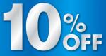 iHerbアイハーブで全商品10%OFF!!セール、初回限定10ドルOFF、週間セール20%、複数購入割引5%も