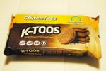 アレルギー対応ファッジサンドイッチクリームクッキー【Kinnikinnick Foods】