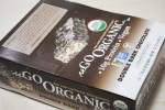 チョコたっぷりオーガニックのクリスプチョコレートバー【NuGo Nutrition】