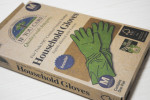 天然ゴムと天然コットンで作られた生分解可能なエコ・ゴム手袋【If You Care】