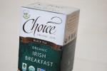 オーガニック・フェアトレードのアイリッシュティー、普通の紅茶との違い【Choice Organic Teas】