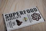 すごいヘルシーなラインナップの原材料・アイハーブ新入荷の板チョコ【Good Superfoods】