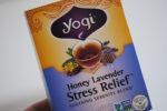 オーガニックのハーブとハチミツのお茶でストレス対策&リラックス【Yogi Tea】