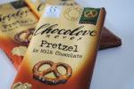 アイハーブ一番人気チョコメーカーのプレッツエル入りミルクチョコレート【Chocolove】