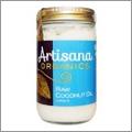 Artisanaのココナッツオイルは香りと風味がちょっと弱め