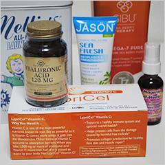 アイハーブで買ったもの・定番のビタミンCとヒアルロン酸で目指せプリプリ肌