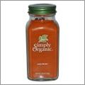 アイハーブのオーガニック一味「カイエンペッパー」【Simply Organicシンプリーオーガニック】