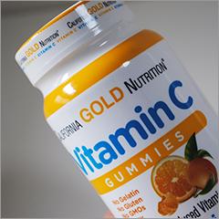 子どもから大人まで定番のビタミンCグミサプリベジタリアン対応【California Gold Nutrition】