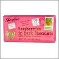 甘酸っぱいラズベリーと濃厚なベルギーチョコのコラボ、アイハーブで人気の板チョコ