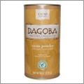 オーガニック、フェアトレード、味にも定評があるカカオパウダー【Dagobaダゴバ】