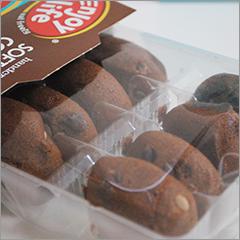 やわらかい!濃厚なソフトベイクドチョコクッキー・アレルギー対応【Enjoy Life Foods】