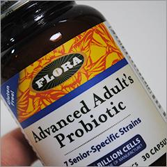 腸活!信頼できるフローラのプロバイオティクスを新たに投入【Flora】