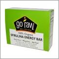 フルーティーなオーガニック・ロースピルリナの栄養バー【Go Raw】