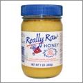 巣から直接瓶詰めコクのある非加熱未精製はちみつ【Really Raw Honey】