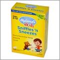 魔法のようなレビュー続出の子ども用鼻炎&くしゃみ・咳対策ホメオパシー【Hyland's】