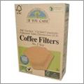 アイハーブの環境に優しい無漂白・塩素不使用のコーヒーフィルター【If You Care】