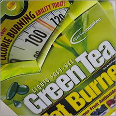 緑茶エキスで食欲コントロール!ダイエットのお供【Irwin Naturals】