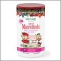 オーガニックのベリー類・スーパーフード、乳酸菌たっぷり子ども用赤汁【Macrolife Naturals】
