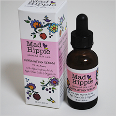 アンチエイジング対策!強めのナチュラル系セラムを投入、AHA配合【Mad Hippie Skin Care Products】