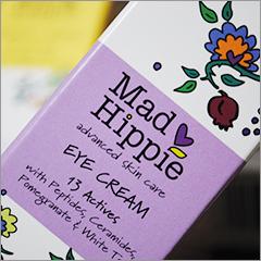 美容液との併用がおすすめなマッドヒッピーのアイクリーム【Mad Hippie】