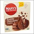 超ヘルシーなのに超美味しい!ダブルチョコレートクッキー【Mary's Gone Crackers】