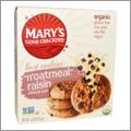 うまくてヘルシーなオーガニックオートミールレーズンクッキー【Mary's Gone Crackers】