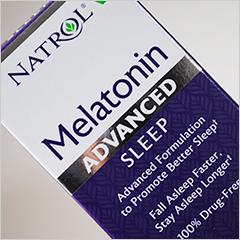 【アイハーブ】ナトロール社メラトニンサプリのほうがよく眠れる