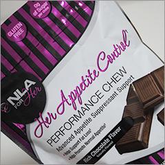 食欲抑制サポート成分たっぷりのチョコチュウで過食を抑える・ダイエット【NLA for Her】