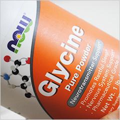 アミノ酸で睡眠対策・グリシンの魅力