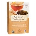 いい味出してる!香り高くクセの無いオーガニック・フェアトレード紅茶【Numi Tea】