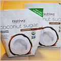 味と価格は一番、Nutivaヌティバのココナッツシュガー