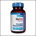 高品質アスタキサンチンのサプリメント Nutrex, BioAstin, Supreme