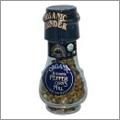 アイハーブのオーガニックコショウ胡椒、香り豊かでミル付き