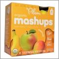 オーガニックトロピカルフルーツがぜいたくに使われたヘルシーなパウチ【Plum Organics】