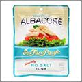 缶入り養殖ツナはもう卒業、アイハーブのBPAフリーパウチ入り天然マグロがおいしい!