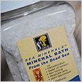 夏でも入るぞ!死海の塩(ミネラル)風呂、お肌ツルツル・夜ぐっすり【Sea Minerals】