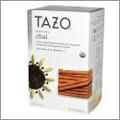 しっかり濃い味のスパイシーオーガニックチャイが作れる【Tazo Teas】