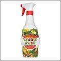 柑橘類エッセンシャルオイルで野菜の農薬を除去ベジウォッシュ