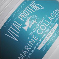 ハリとうるおい対策アイテム・コラーゲン専門メーカーの天然のマリンコラーゲンパウダー【Vital Proteins】