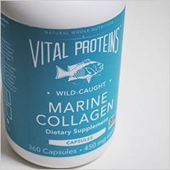 やっぱりコラーゲンは欠かせない!ほっぺ・まぶたのハリ対策【Vital Proteins】