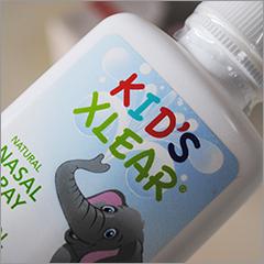 【鼻炎対策】成分良好・シンプルななわが家のナチュラル鼻スプレー【Xlear】