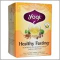 断食・ファスティングの空腹対策・ホッと一息オーガニックハーブティー【Yogi Tea】