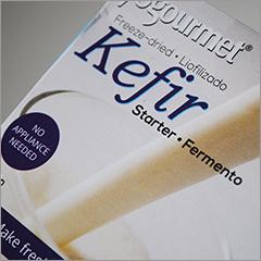 ケフィア・オーガニック豆乳ヨーグルト作りに夢中【Yogourmet】