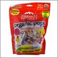 子どもが大好き!本物のフルーツエキスで作られたロリポップ8種50ケ入り【YumEarth】