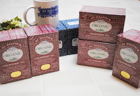 アイハーブ オーガニック紅茶